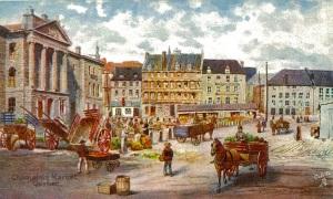 Leborgne pioneers | Quebec | Marche Champlain (mid 1800s)