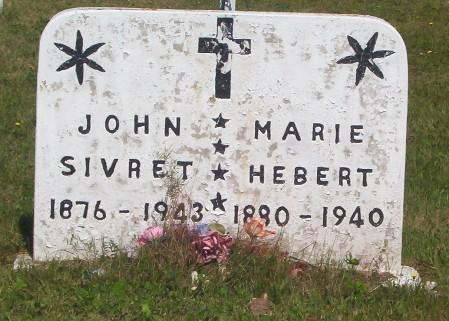 Sivret John 1943  Hebert Marie 1940