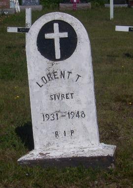 Miscou New Brunswick Cemetery