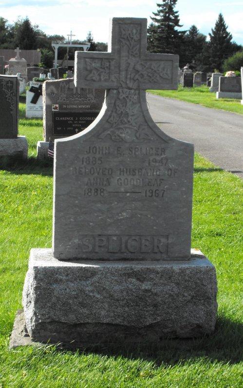 Kahnawake Native Cemetery | aka Caughnawaga Iroquois Cemetery