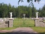 St-Joachim Cemetery Bertrand New Brunswick1