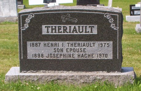 St Joachim Theriault Henri I 1975