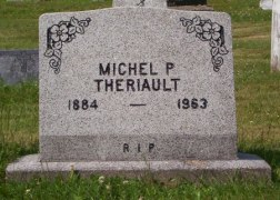 Theriault Genealogy | New Brunswick