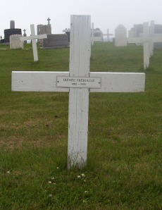 Theriault Genealogy | New Brunswick Headstones