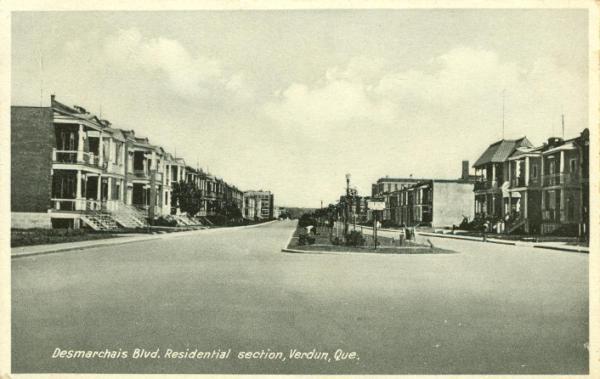 Verdun Depression Years | Working Class District