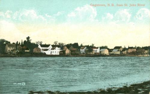 Canadian Vintage Postcard | New Brunswick