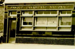 Malartic, Banque Canadienne Nationale