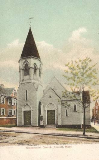 Everett Universalist Church
