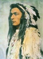 Caughnawaga Performer, Native American, Hiawatha shows