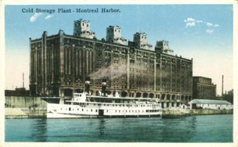 History of Montreal -