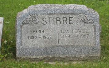 Powell, Stibre | Grande Riviere Cemetery