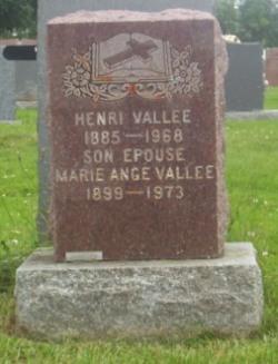 Vallee | Grande-Riviere Cemetery