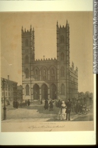 Montreal Notre Dame L'Eglise 1