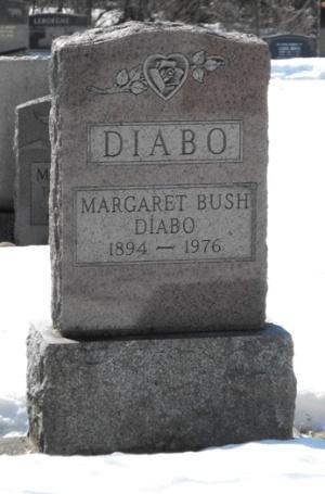 Bush, Diabo | Kahnawake Protestant Cemetery