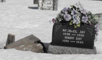 Day   Kahnawake Protestant Cemetery