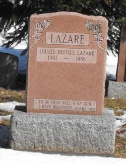 Delisle, Lazare | Kahnawake Cemetery