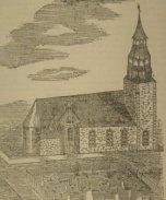 Eglise Notre Dame a Montreal - historique