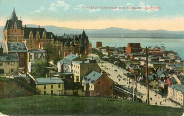 History of Quebec City | Grand Hotels