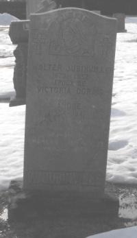 Headstone: DORAIS | St-Joachim, Chateauguay | Quebec Cemeteries