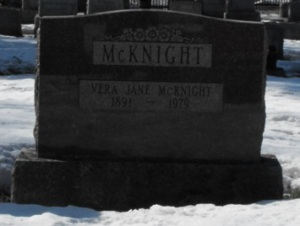 McNight Genealogy | Chateauguay Cemeteries | Canadian Family