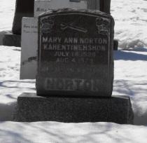 Caughnawaga Protestant Cemetery | Native American Genealogy