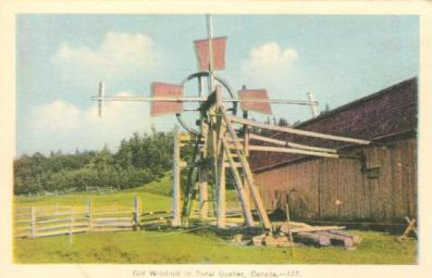 Alternate energy source  Pioneer Life   Canadian Family