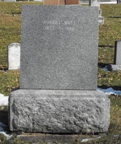 Watt Genealogy   Chateauguay pioneers   Canadian Family