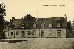 Beauport Pioneers | Falardeau surname | schoolhouse