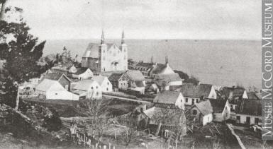 QUEBEC SURNAMES: Etienne+ Descaris, Gagne, Laroche, Poudrette LOCATIONS: Montreal, Pointe-aux-Trembles, Quebec, Cap-Sante