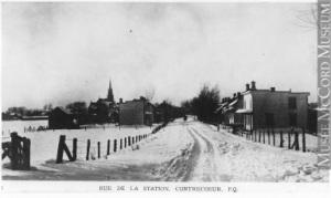 Contrecoeur pioneers- Emery surname - 1910