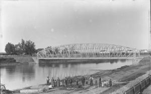 Riviere Ouelle Pioneers | Chapais surname | Bridge