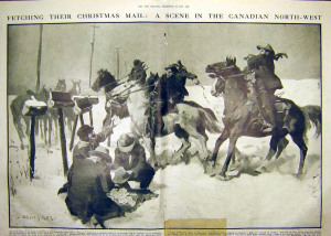 History of Christmas in Canada