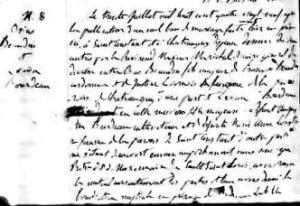 Osias Beaudin Louise Bourdeau marriage record, French Canadian genealogy