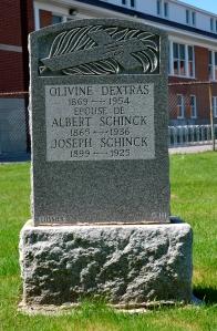 Cimetiere Sainte-Philomene (Mercier, Roussillon, QC), Quebec Genealogy, cemetery