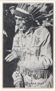 Odanak male traditional dress