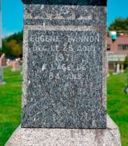 Bannon genealogy, Ste- Philomene, Mercier, Quebec