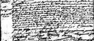 Chiasson Giasson Hebert Marriage Record - Acadian French-Canadian Genealogy