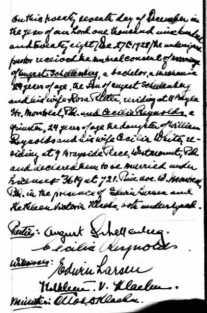 Metis genealogy
