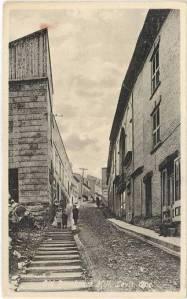 Cote Labadie Levis aka Old Breakneck Hill, Labadie Metis Genealogy