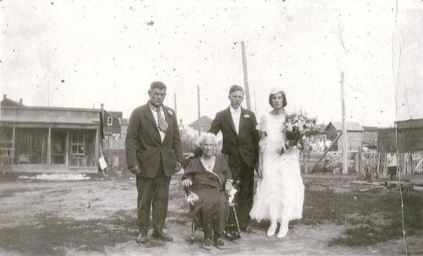 Mohawk Iroquois genealogy, Caughnawaga 1890s, Rice Family tree