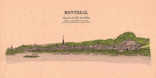 Montreal Pioneers ca.1830 Lefebvre surname