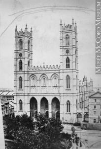Notre Dame Church, Montreal | Gabriel Genealogy | Quebec pioneer families