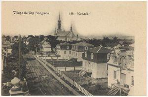 Cap-St-Ignace, Menard Pioneer Genealogy