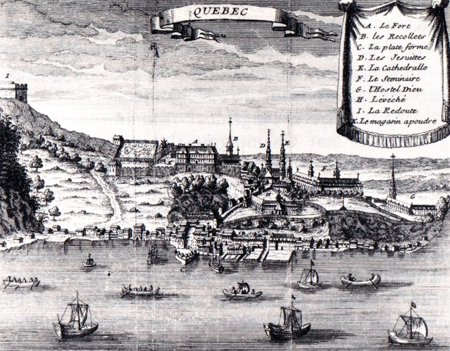 French Canadian Pioneers The Carpentiers Of Quebec 171 A