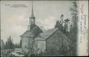 Cap Tourmente (Quebec) chapel | Fortin surname | Quebec early settlers