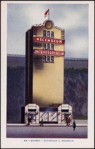 Elevateur Gosselin | Gosselin surname | Quebec early pioneers
