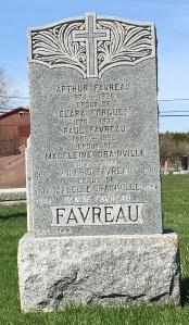 Headstone: FORGUES| St. Constant | Quebec Cemeteries