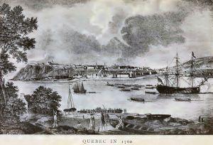 QUEBEC SURNAMES: Kanon, Canon, Godde LOCATIONS: Dunkerque (France)