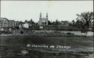 St-Stanislas-de-Champlain | Carpentier, St-Louis, Lafontaine, Billy
