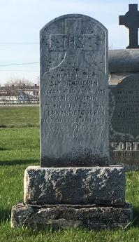 Headstone: PROVOST| St. Constant | Quebec Cemeteries